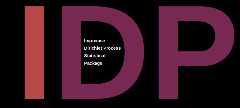 The Imprecise Dirichlet Process Statistical Package