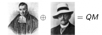 Keynote @ISIPTA2017: Bayes+Hilbert=QM